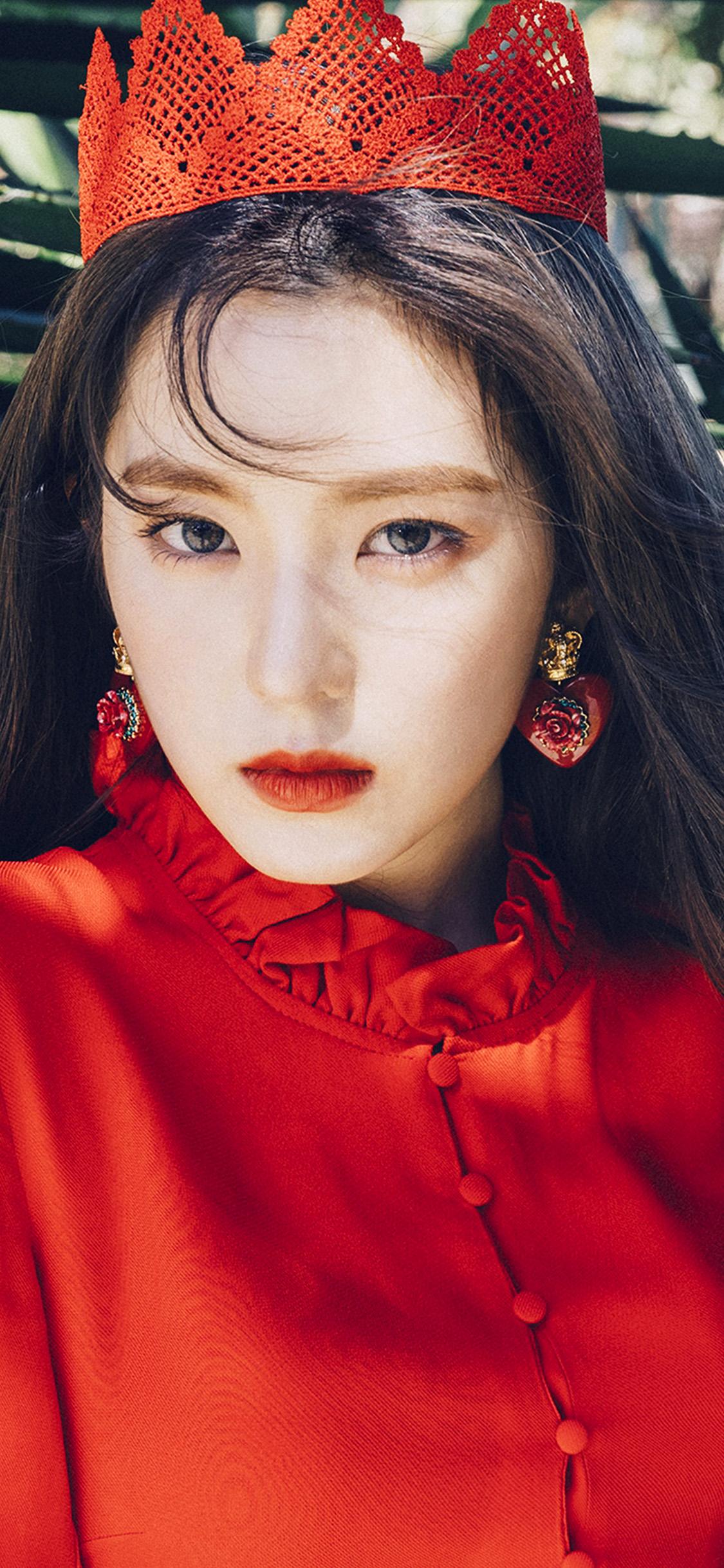 Iphonexpapers Com Iphone X Wallpaper Ho66 Red Velvet