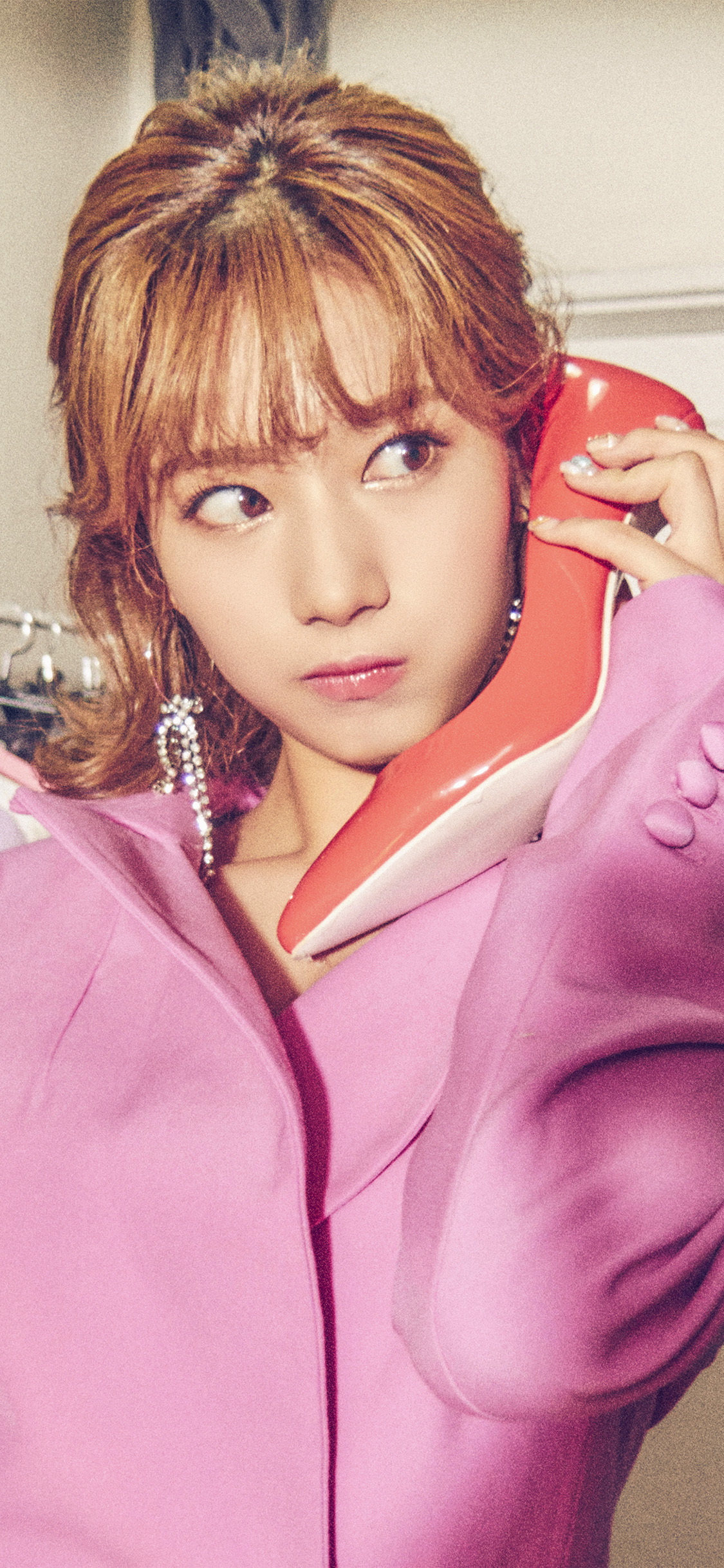 Iphonexpapers Com Iphone X Wallpaper Ho67 Girl Twice Sana Hello