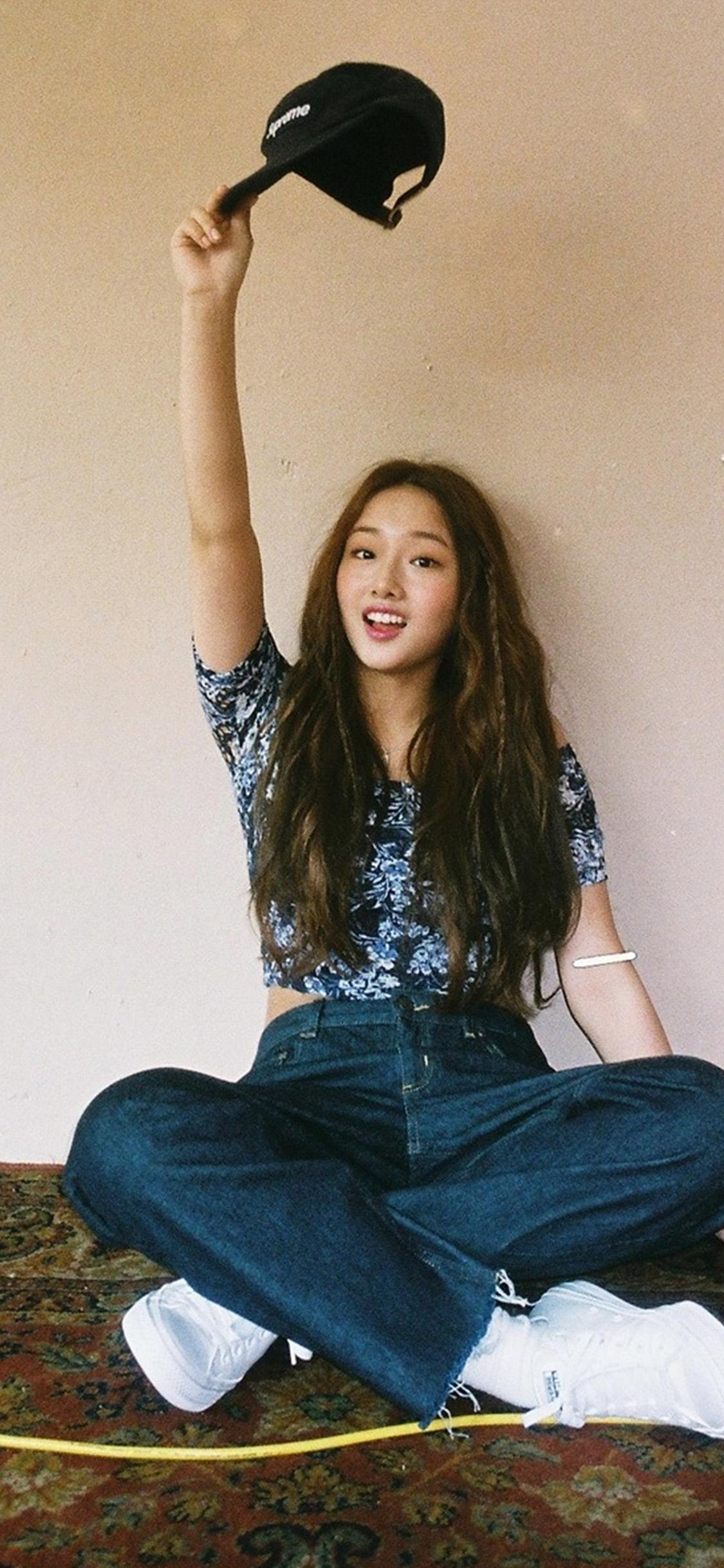 iPhonexpapers.com-Apple-iPhone-wallpaper-ho81-kpop-girl-smile-cute-woman-asian
