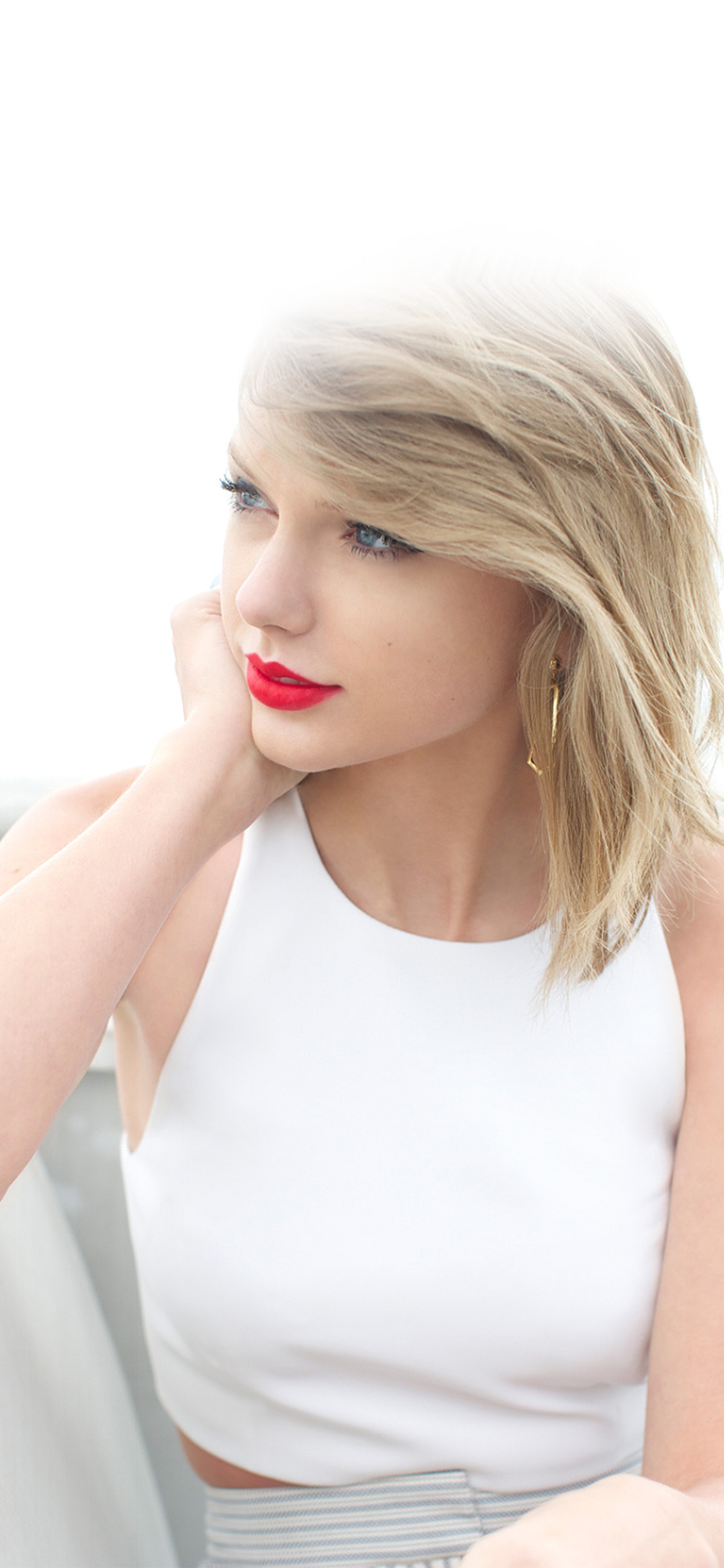iPhonexpapers.com-Apple-iPhone-wallpaper-ho87-taylor-swift-girl-artist-white