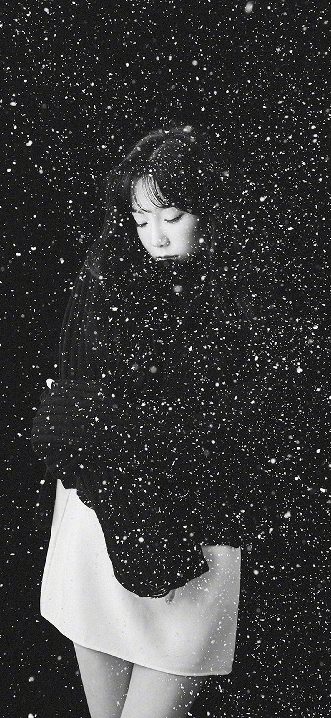 Iphonexpapers Com Iphone X Wallpaper Ho98 Snow Girl Snsd