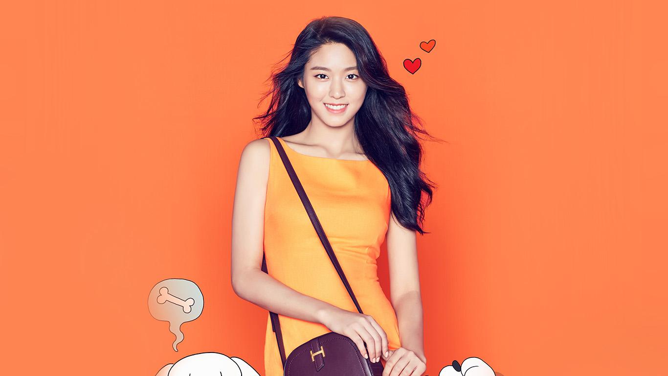 desktop-wallpaper-laptop-mac-macbook-air-hp20-sulhyun-girl-orange-face-kpop-wallpaper