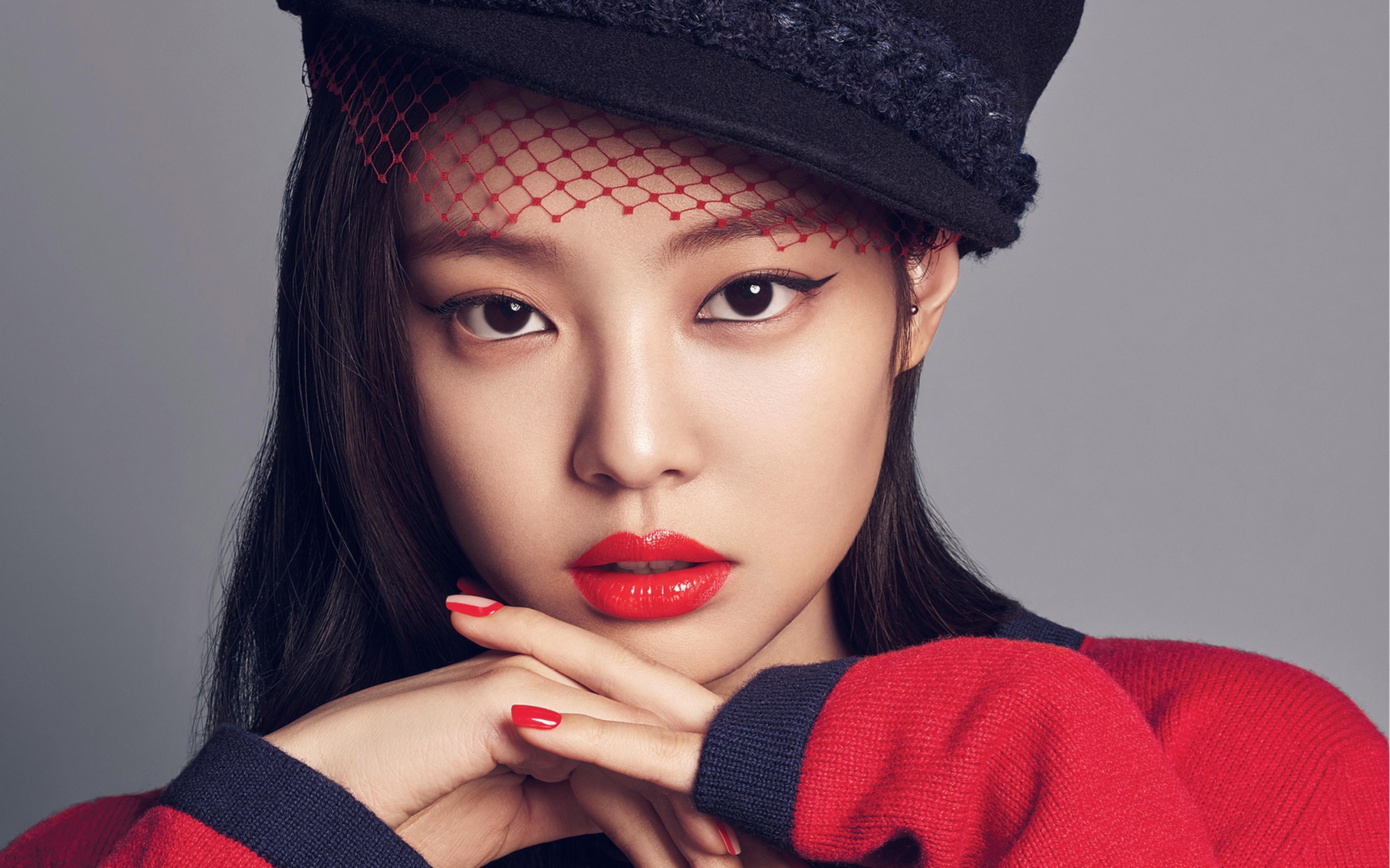 I Love Papers Hp37 Blackpink Girl Kpop Jennie