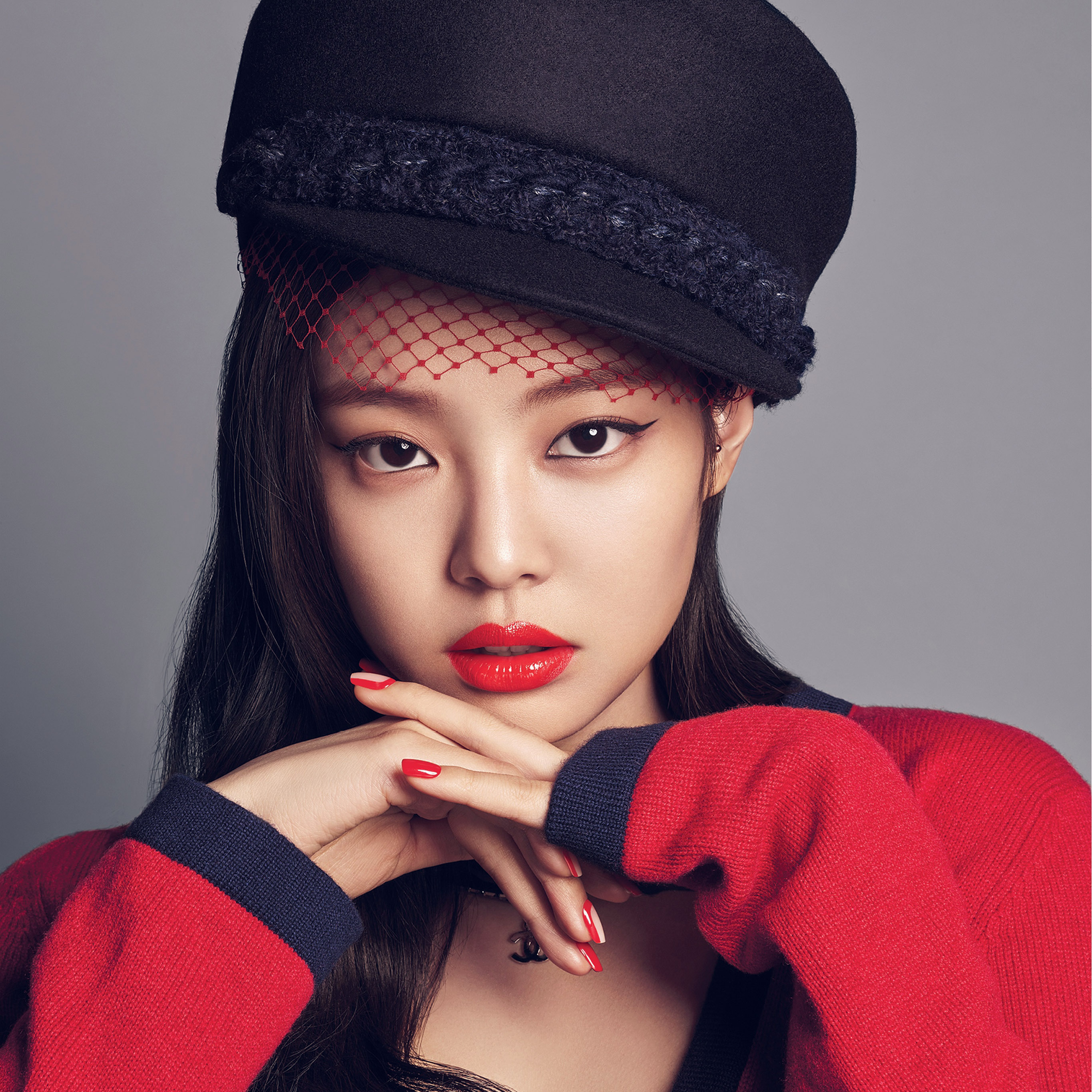 Hp37 Blackpink Girl Kpop Jennie Wallpaper