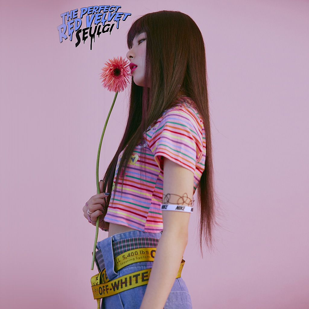 Papers Co Android Wallpaper Hp38 Redvelvet Asian Kpop Seulgi Girl