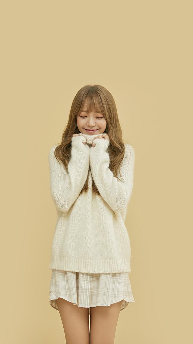 Freeios8 Com Iphone Wallpaper Hp60 Kimsohee Kpop Girl Cute