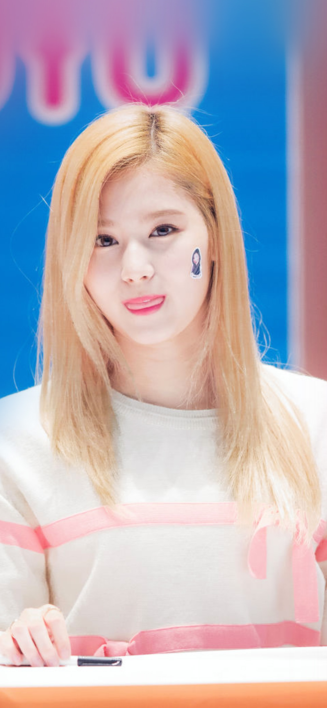 iPhonexpapers.com-Apple-iPhone-wallpaper-hp73-sana-twice-girl-kpop-group-cute