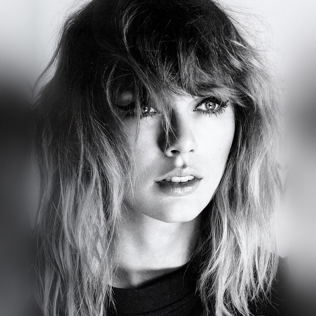 wallpaper-hq42-taylor-swift-girl-bw-dark-music-face-wallpaper