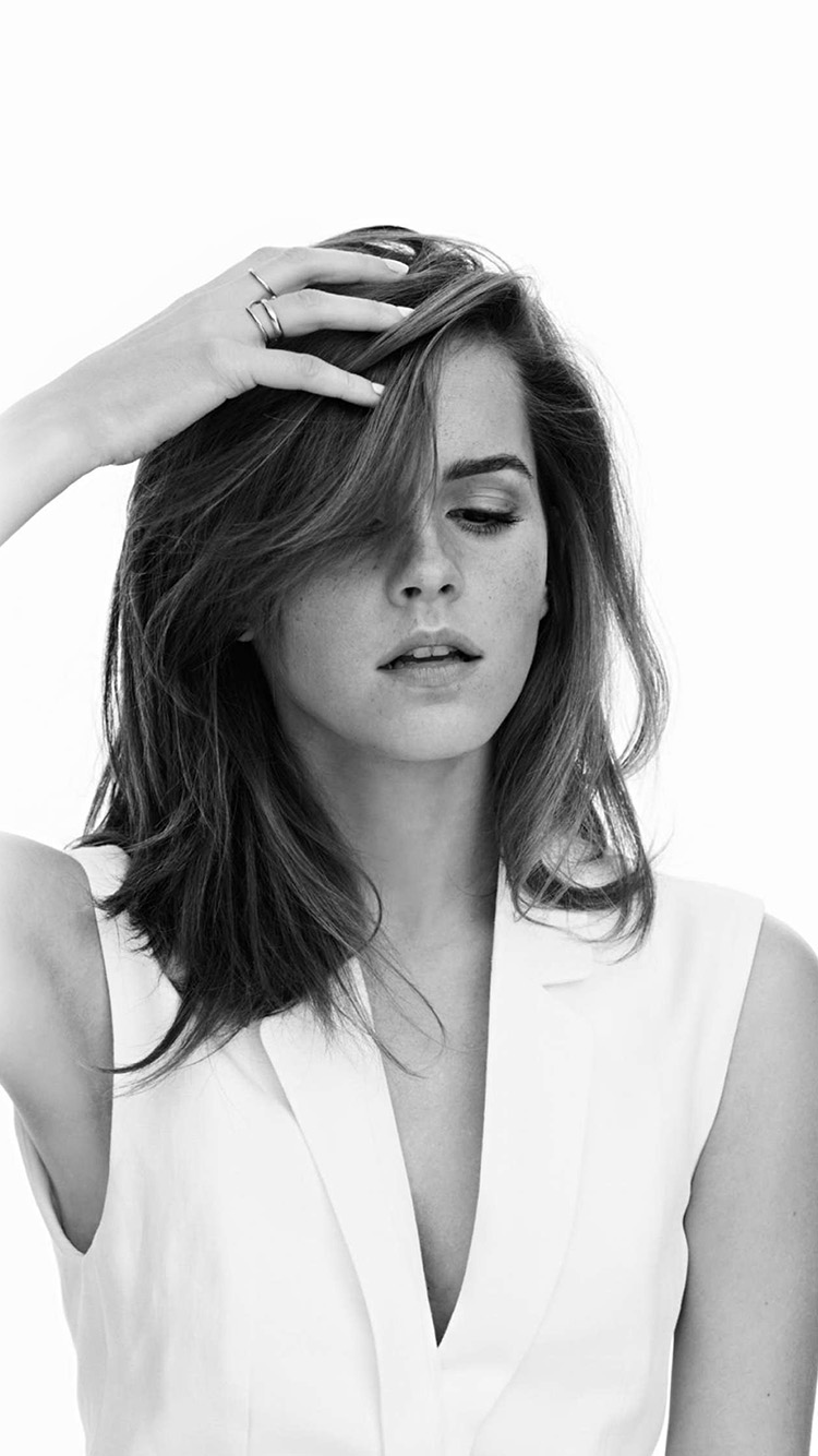 iPhonepapers.com-Apple-iPhone-wallpaper-hq65-emma-watson-bw-film-actress-girl