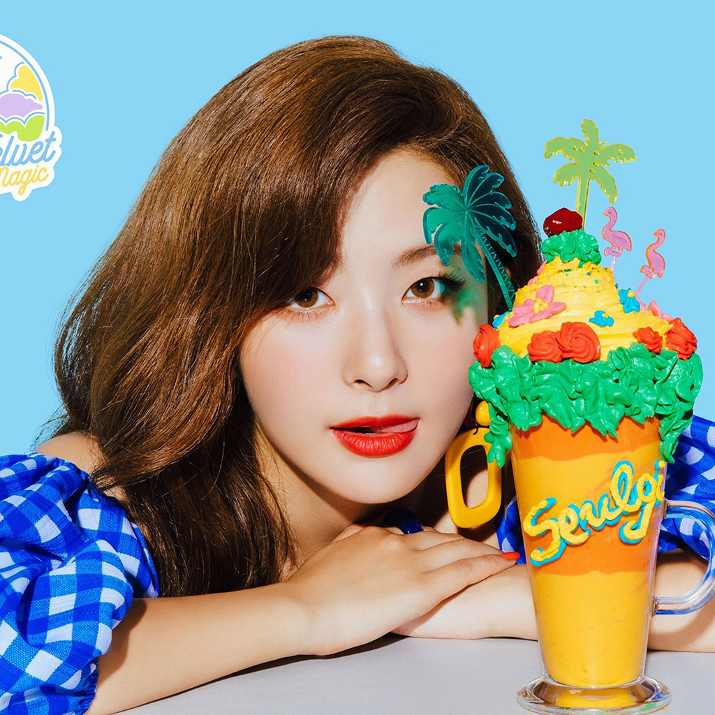 Papers Co Android Wallpaper Hq81 Girl Kpop Asian Redvelvet Seulgi