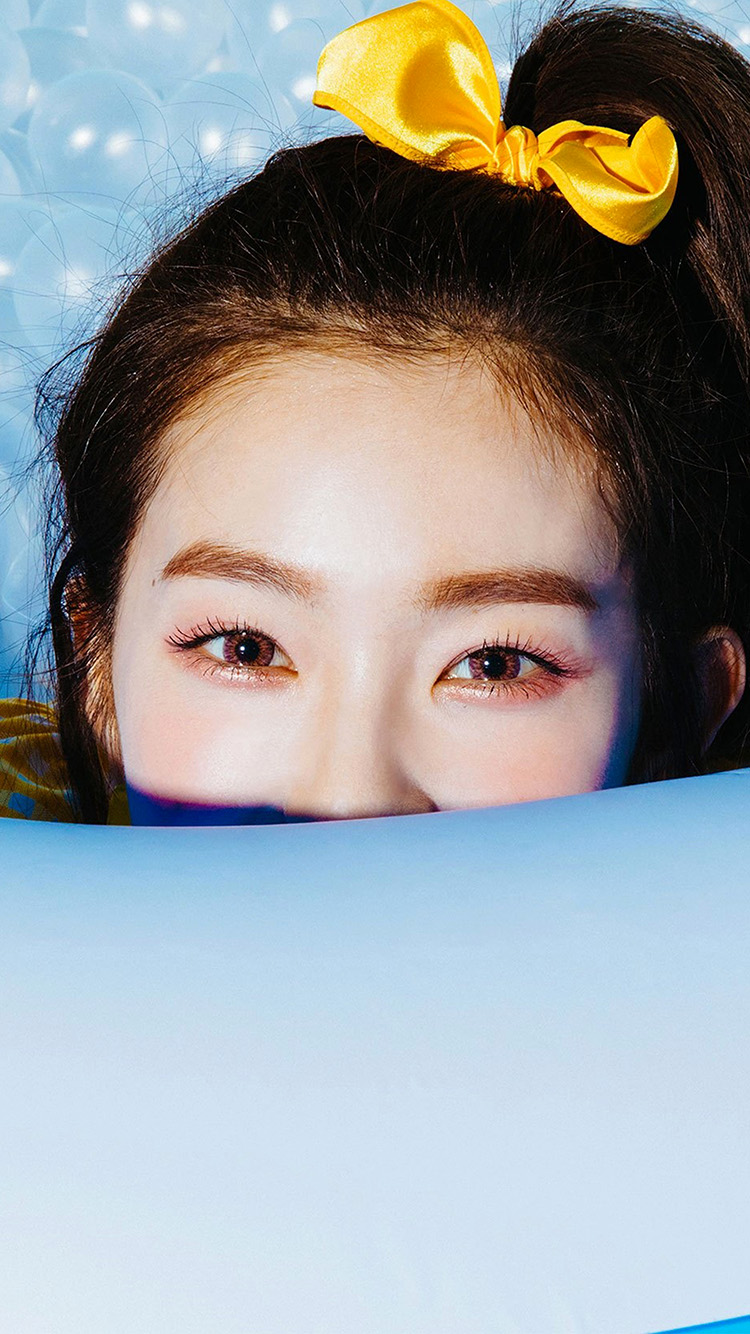 Papers.co-iPhone5-iphone6-plus-wallpaper-hq82-irene-girl-kpop-asian-blue-summer-beauty-idol