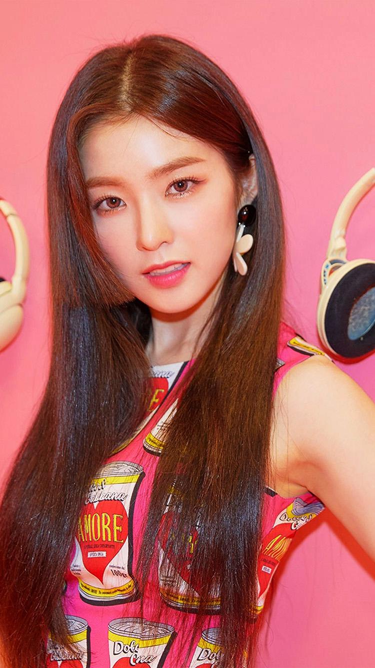 iPhone7papers.com-Apple-iPhone7-iphone7plus-wallpaper-hq88-irene-girl-pink-asian-kpop