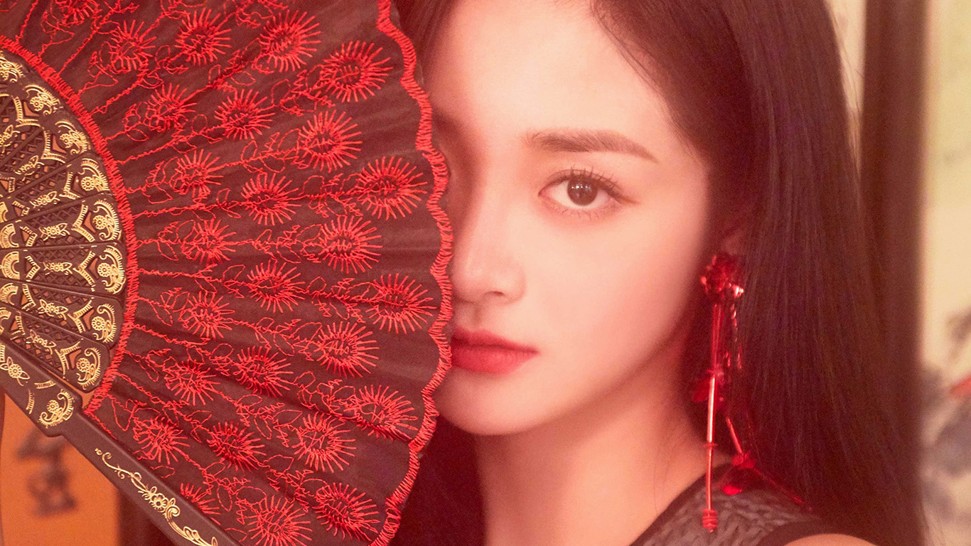 desktop-wallpaper-laptop-mac-macbook-air-hr19-girl-asian-kpop-red-fan-wallpaper