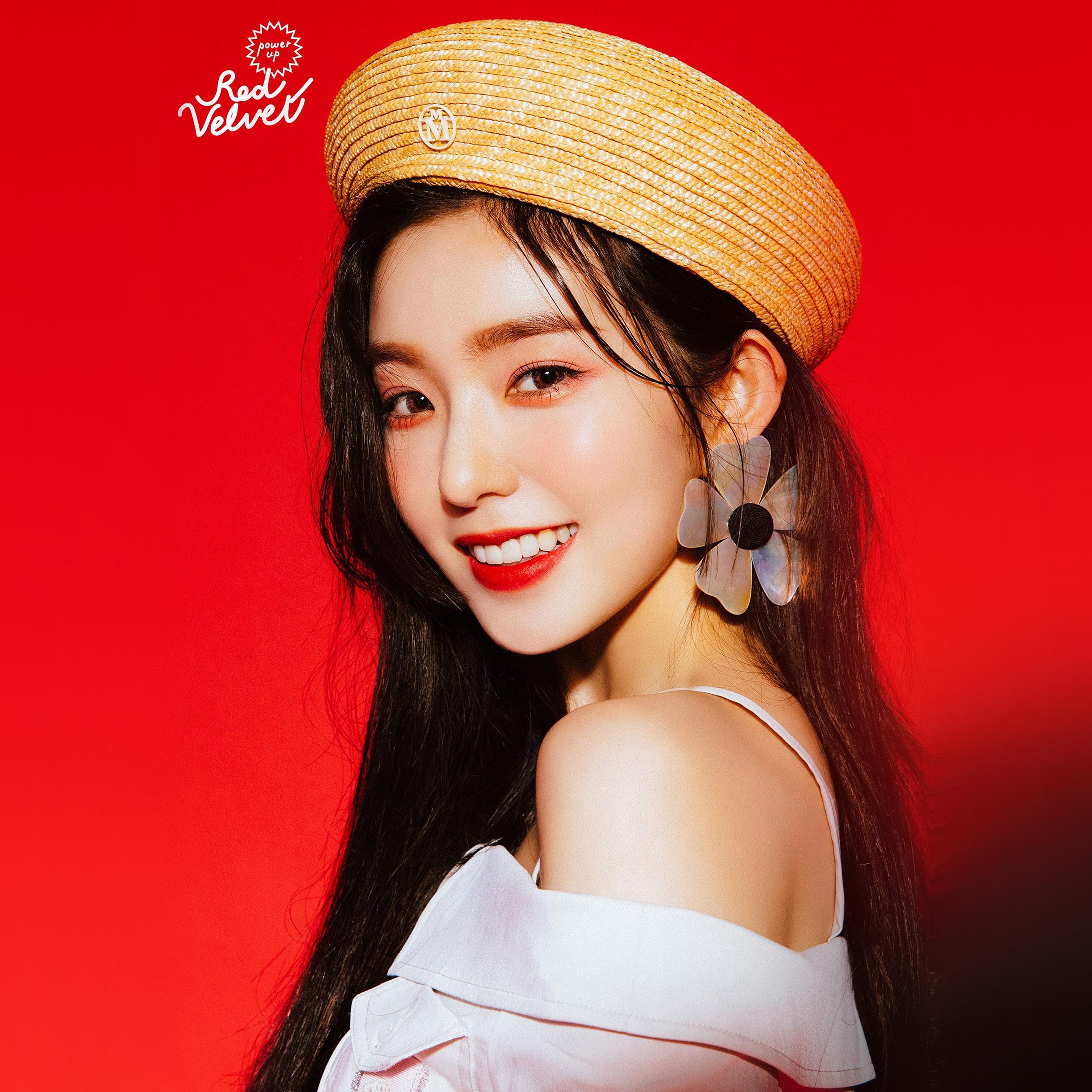 Hr24 Redvelvet Girl Kpop Smile Irene Wallpaper