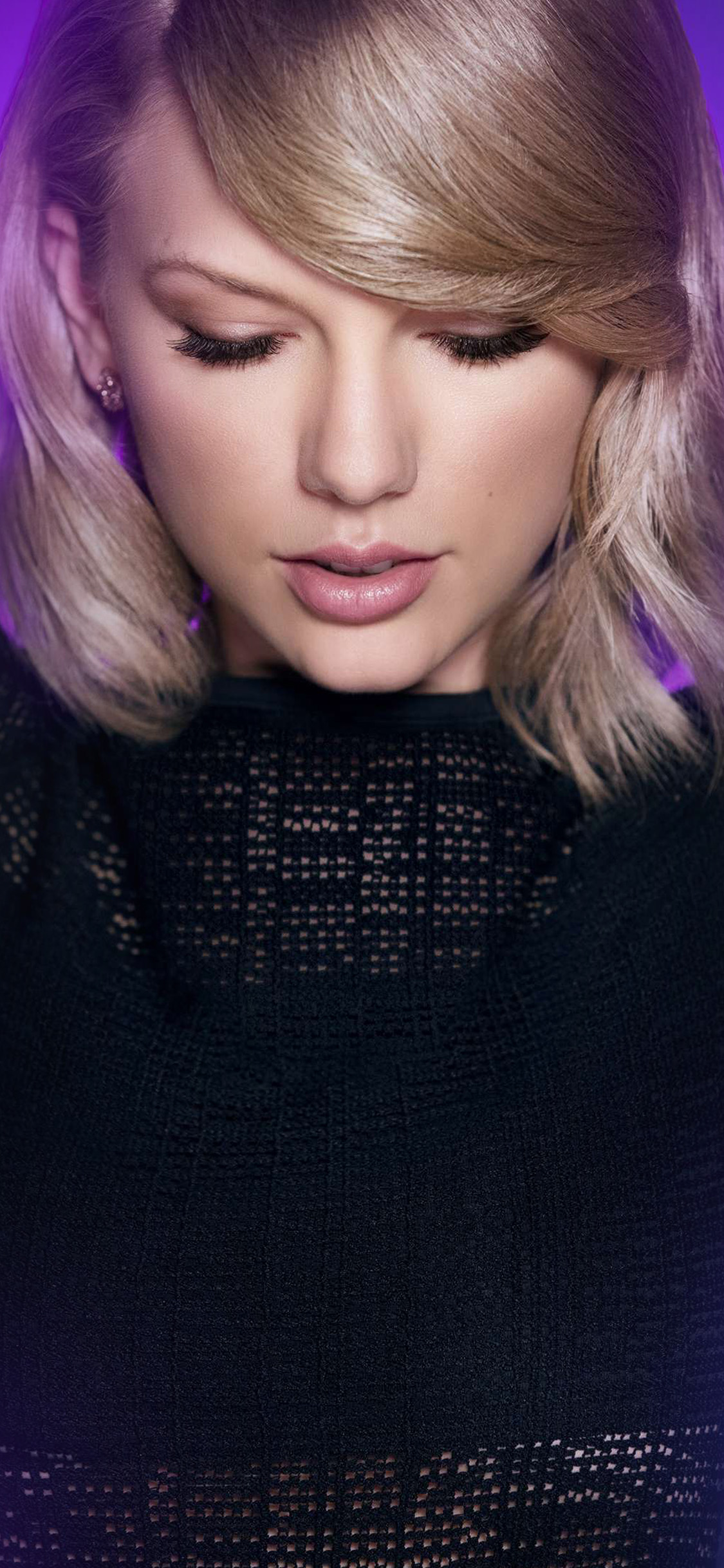iPhonexpapers.com-Apple-iPhone-wallpaper-hr42-taylor-swift-purple-girl-artist-singer