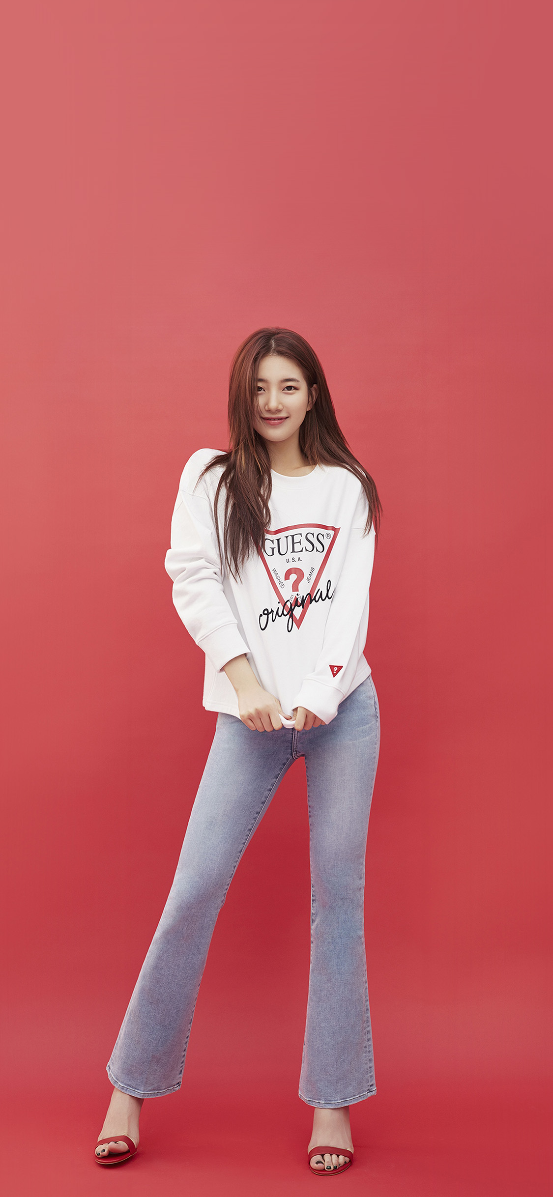 hr70-suji-girl-kpop-red-guess-wallpaper