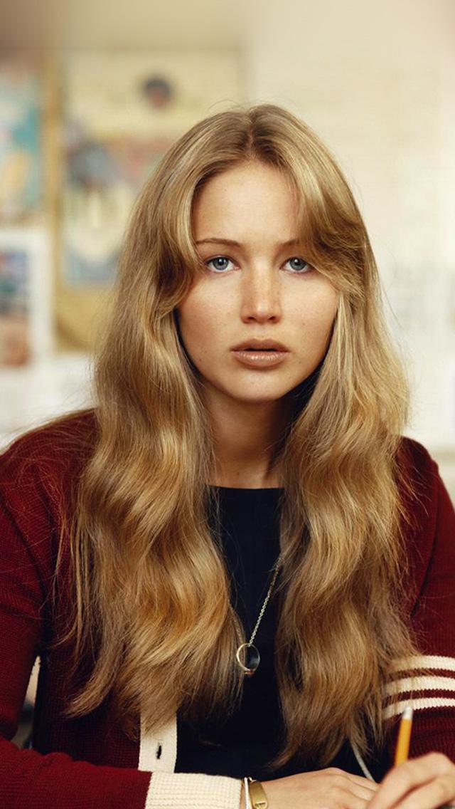 Freeios8 Iphone Wallpaper Hr82 Jennifer Lawrence Girl Film Cute