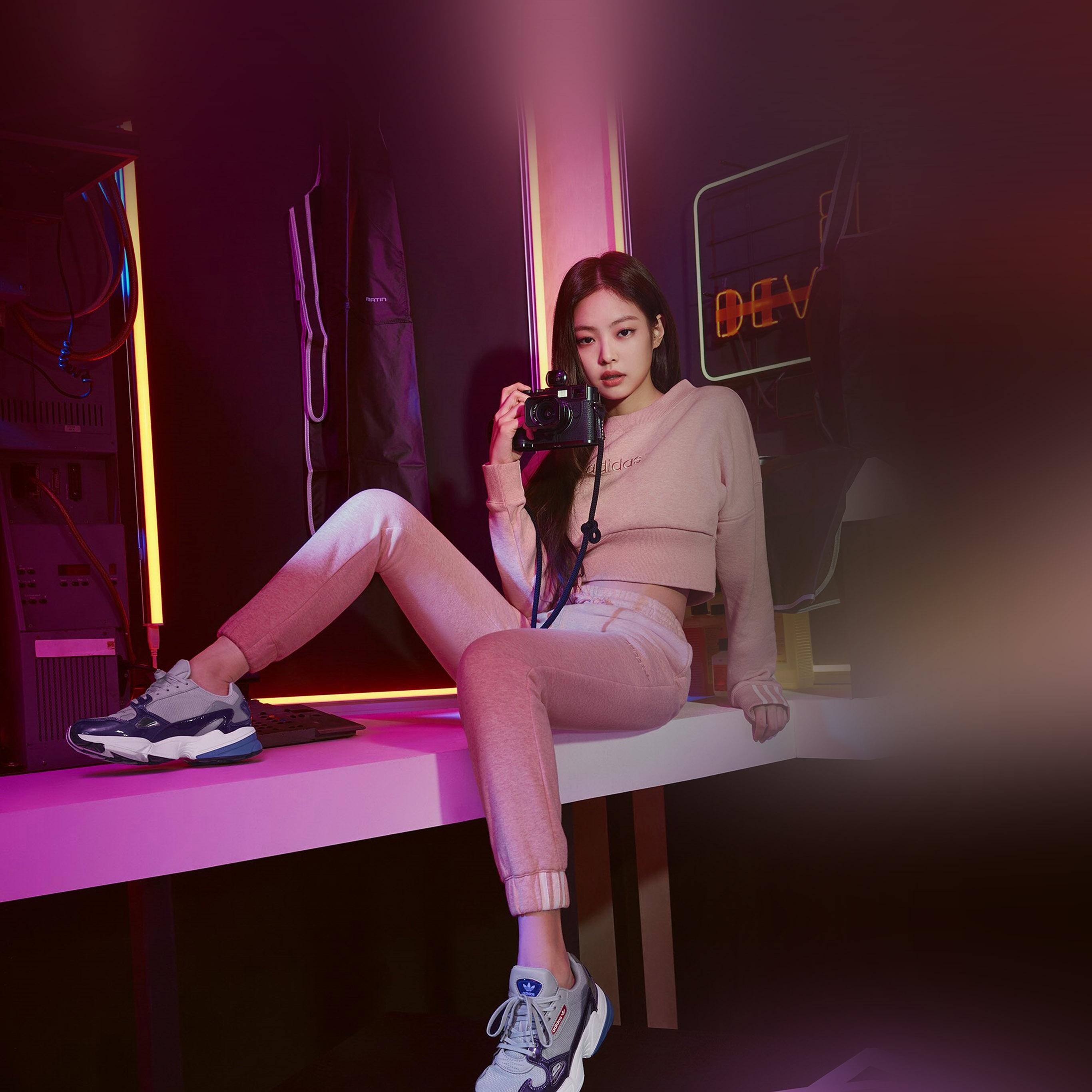 Hr86 Asian Kpop Jennie Girl Blackpink Wallpaper