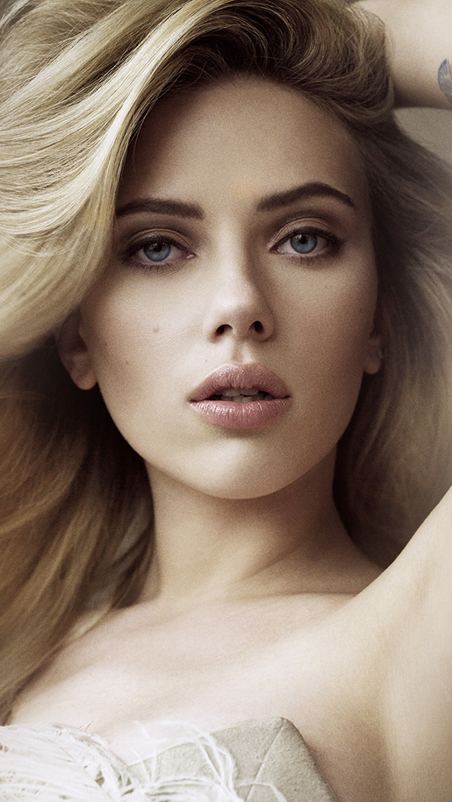 Freeios8 Com Iphone Wallpaper Hr90 Scarlett Johanson