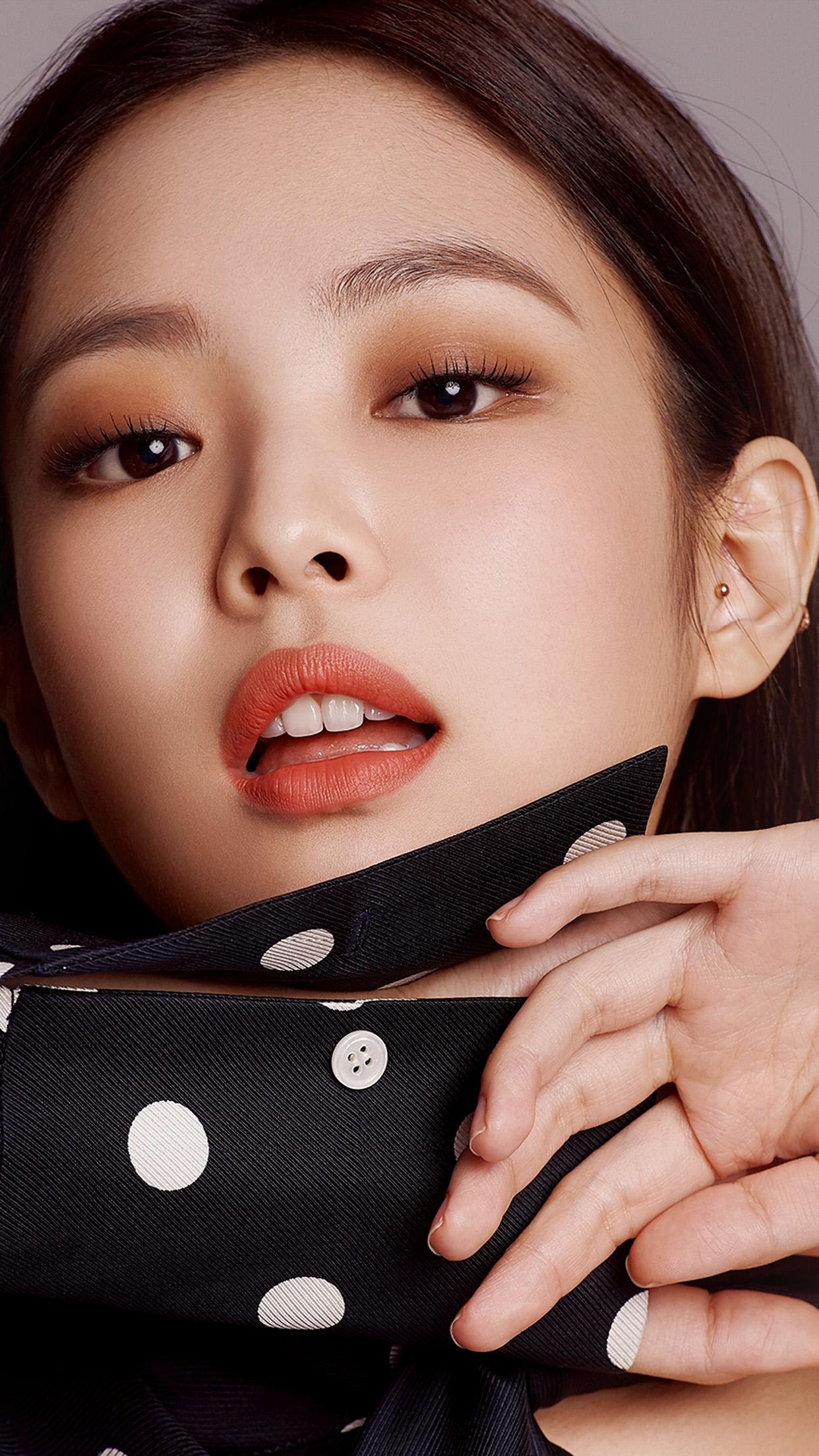 Hs01 Kpop Girl Jennie Channel Blackpink