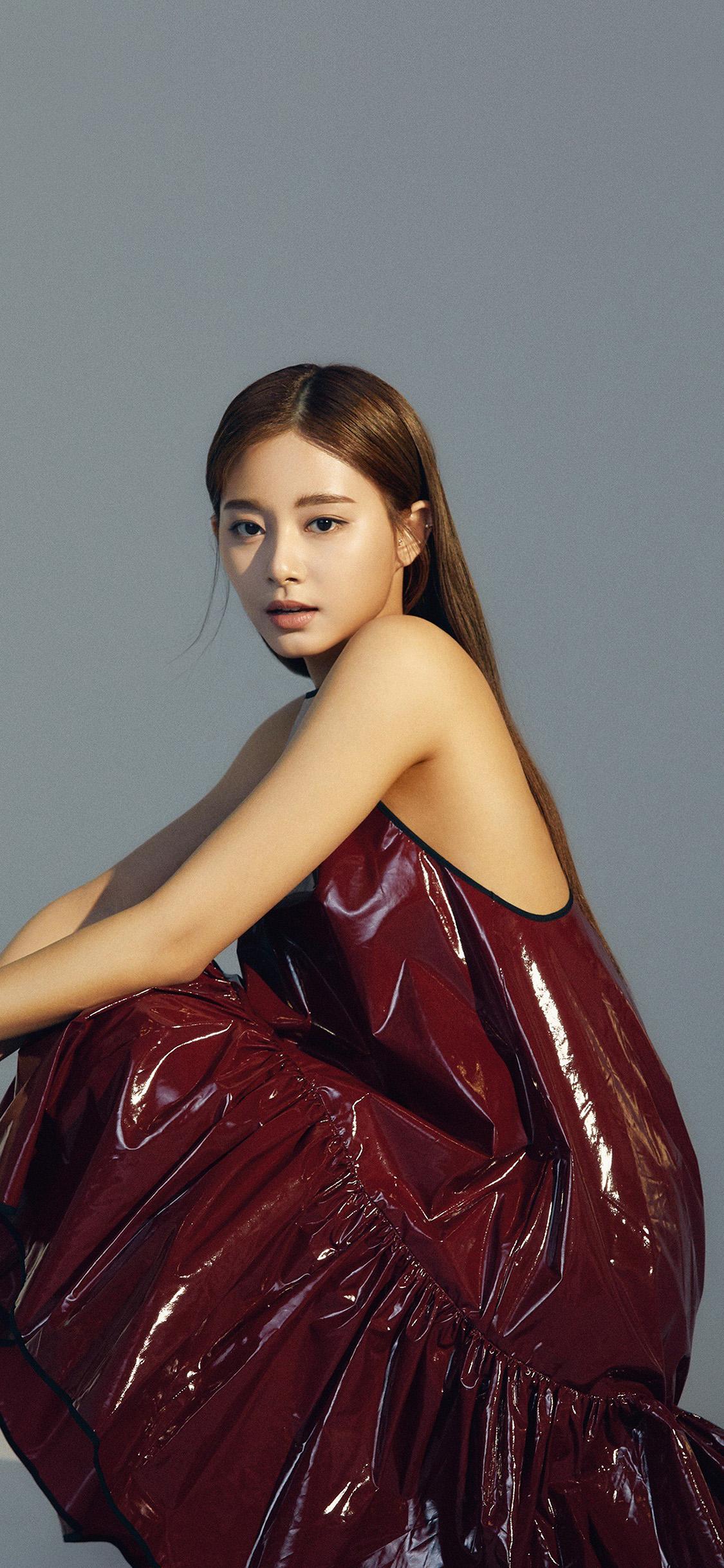 iPhonexpapers.com-Apple-iPhone-wallpaper-hs23-kpop-girl-tzuyu-twice-dress