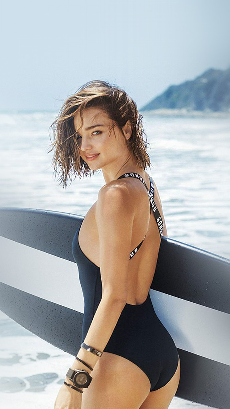 Papers.co-iPhone5-iphone6-plus-wallpaper-hs34-girl-model-miranda-kerr-summer-bikini-beach-sea