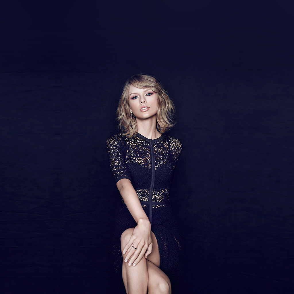 android-wallpaper-hs83-music-dark-blue-taylor-swift-girl-wallpaper