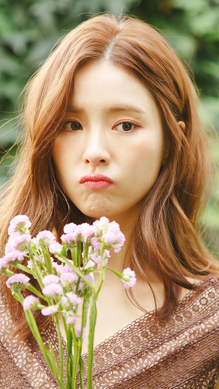 iPhone7papers.com-Apple-iPhone7-iphone7plus-wallpaper-hs99-kpop-girl-sekyung-korean-actress-film-flower