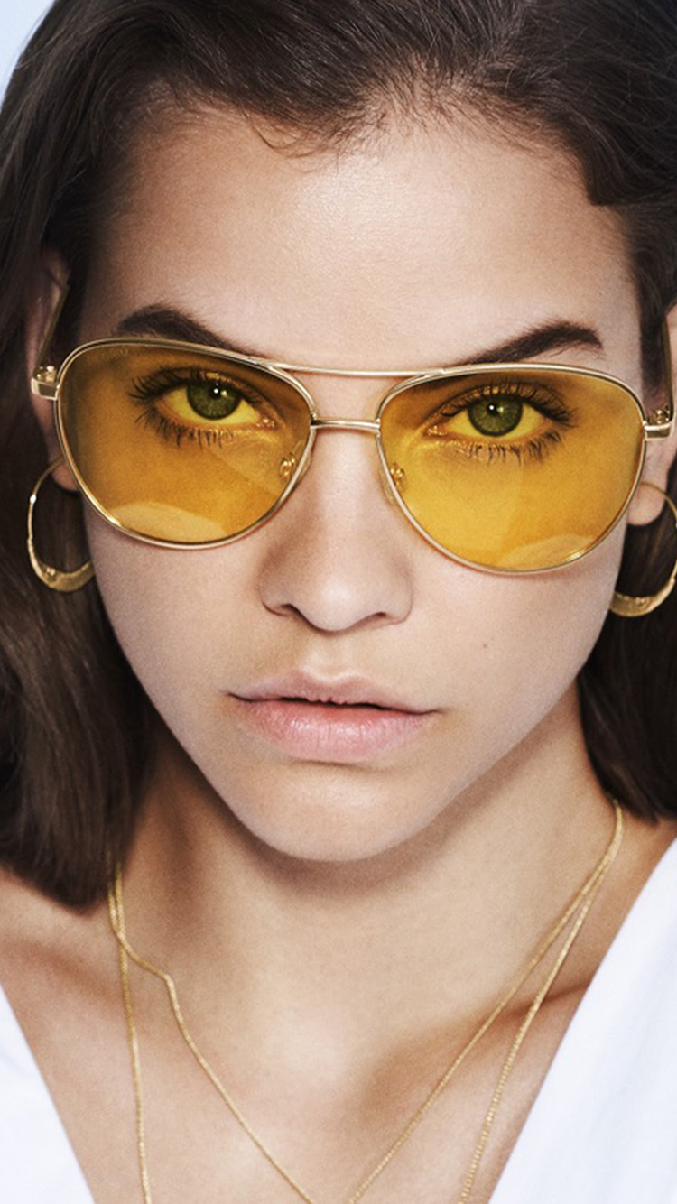 iPhone7papers.com-Apple-iPhone7-iphone7plus-wallpaper-ht36-barbara-palvin-girl-model-sunglasses