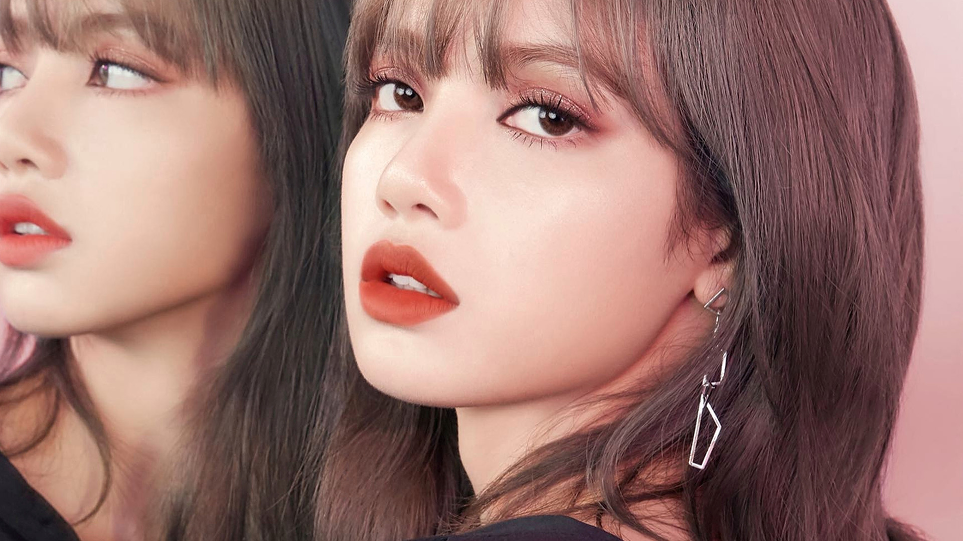 Hu21 Girl Kpop Lisa Blackpink Wallpaper
