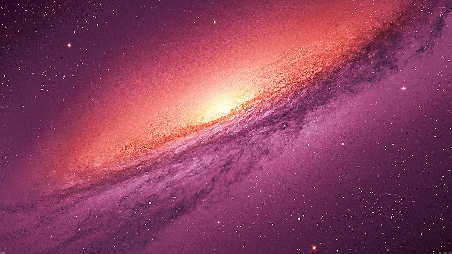 wallpaper for desktop, laptop | ma01-purple-galaxy-space ...