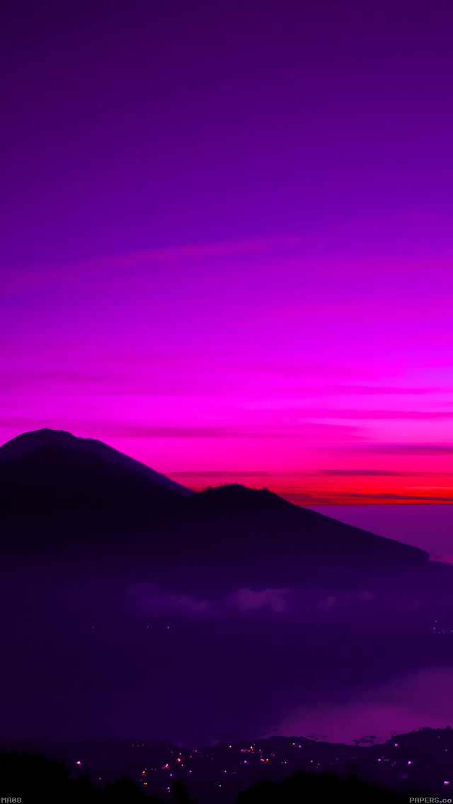 freeios8.com-iphone-4-5-6-ipad-ios8-ma08-a-balinese-dream-mountain-sky-red-nature
