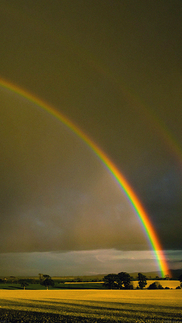freeios8.com-iphone-4-5-6-ipad-ios8-ma27-double-rainbow-nature