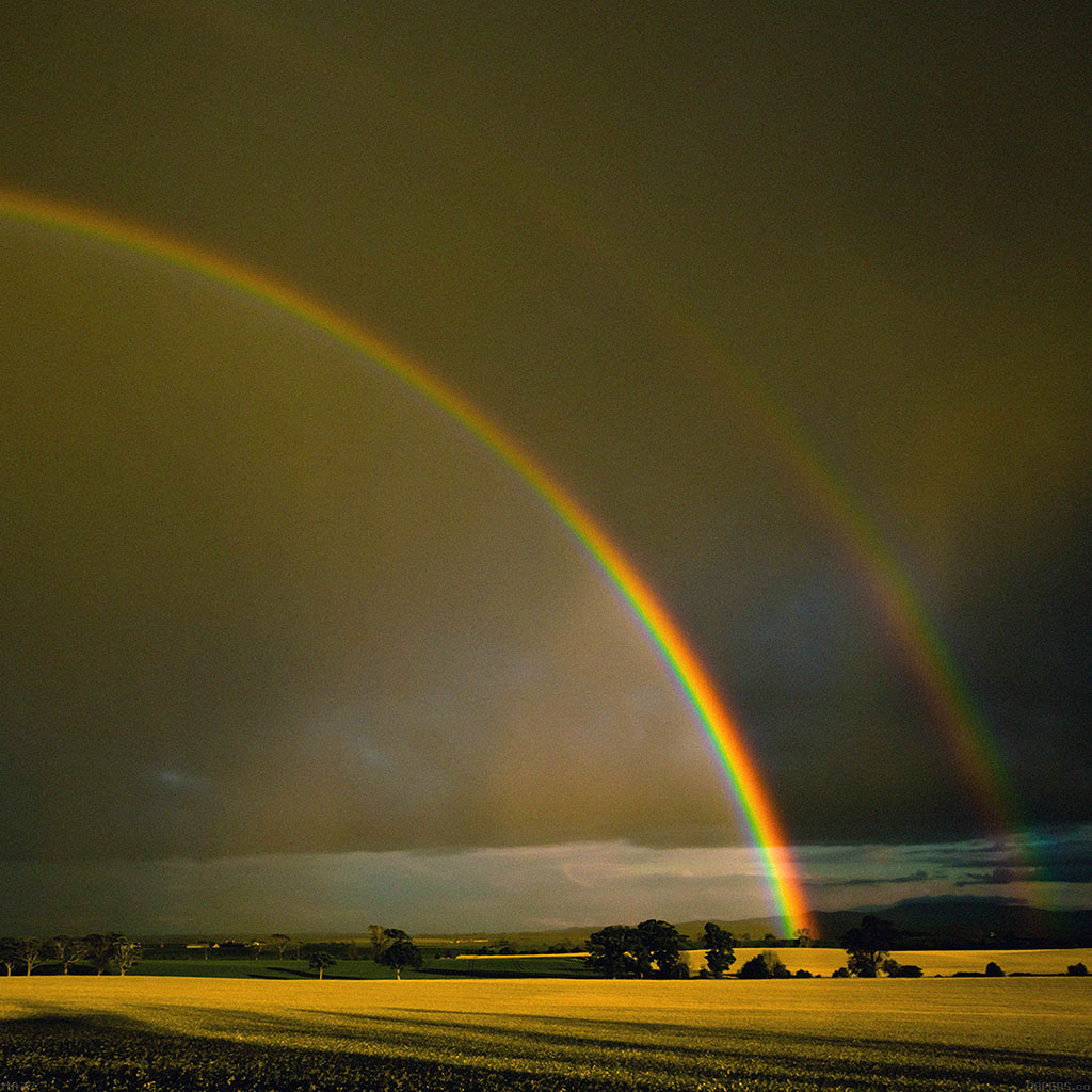 android-wallpaper-ma27-double-rainbow-nature-wallpaper