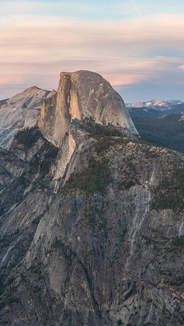 freeios8.com-iphone-4-5-6-ipad-ios8-ma44-glacier-point-at-sunset-yosemite-mt