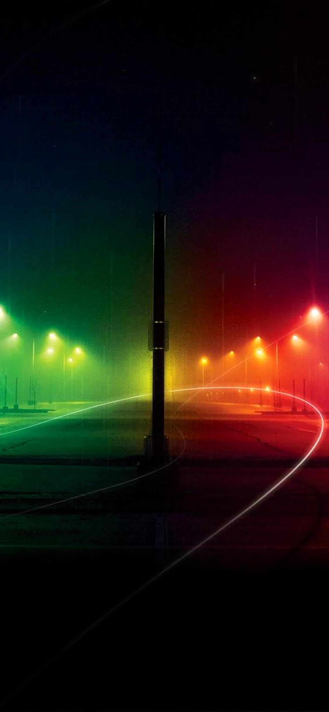 iPhoneXpapers.com-Apple-iPhone-wallpaper-ma54-rainbow-night-dark-nature