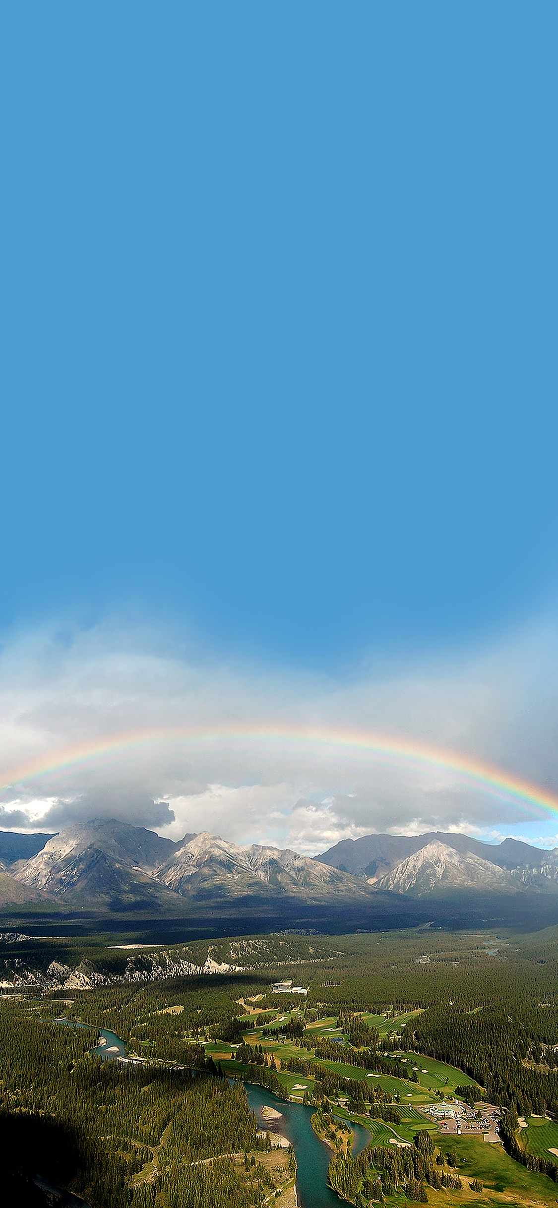 iPhoneXpapers.com-Apple-iPhone-wallpaper-ma55-rainbow-town-mountain-nature