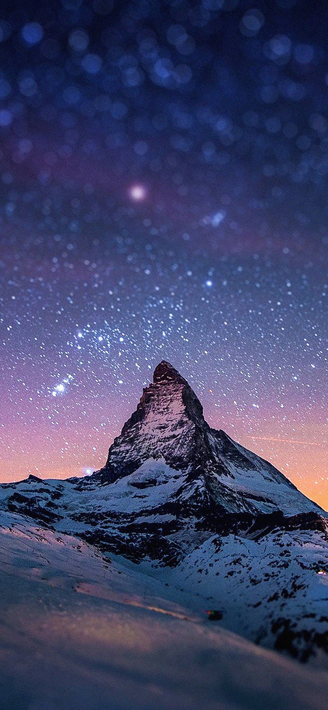 iPhoneXpapers.com-Apple-iPhone-wallpaper-ma69-night-stars-over-moutain-nature
