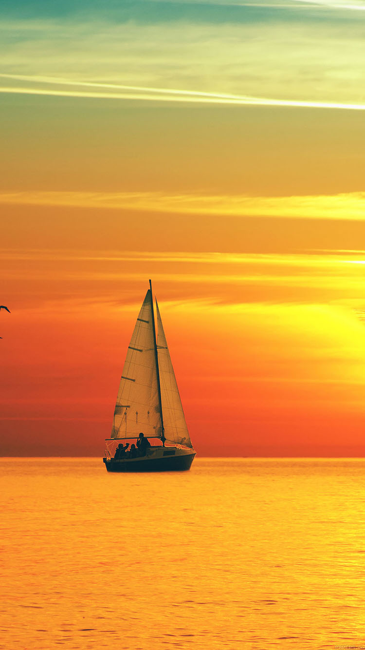 iPhone6papers.co-Apple-iPhone-6-iphone6-plus-wallpaper-ma76-boat-at-sunset-sea-nature