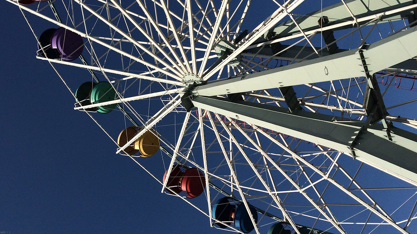 iPapers.co-Apple-iPhone-iPad-Macbook-iMac-wallpaper-mb12-wallpaper-ferris-wheel-blueday