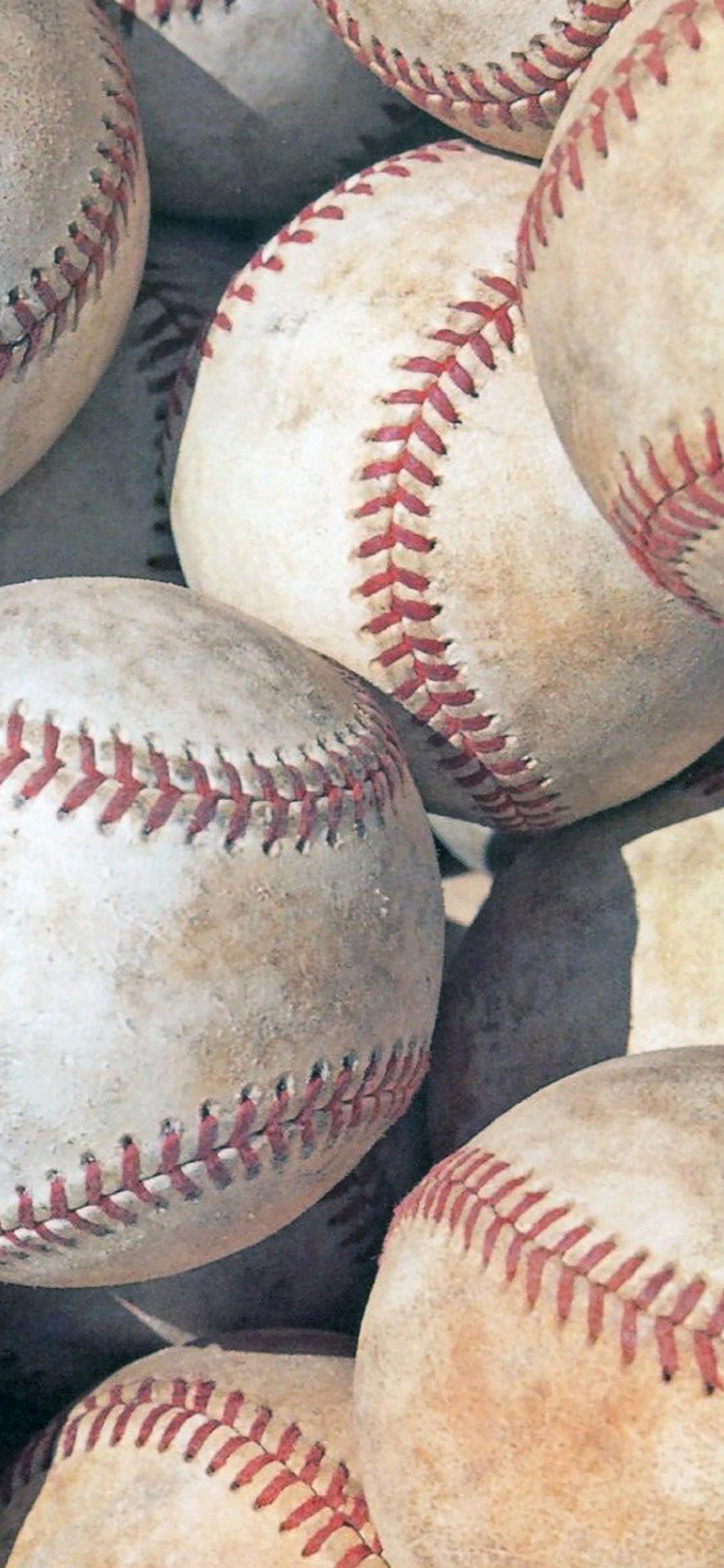 iPhoneXpapers.com-Apple-iPhone-wallpaper-mb20-wallpaper-baseball-and-baseballs-sports