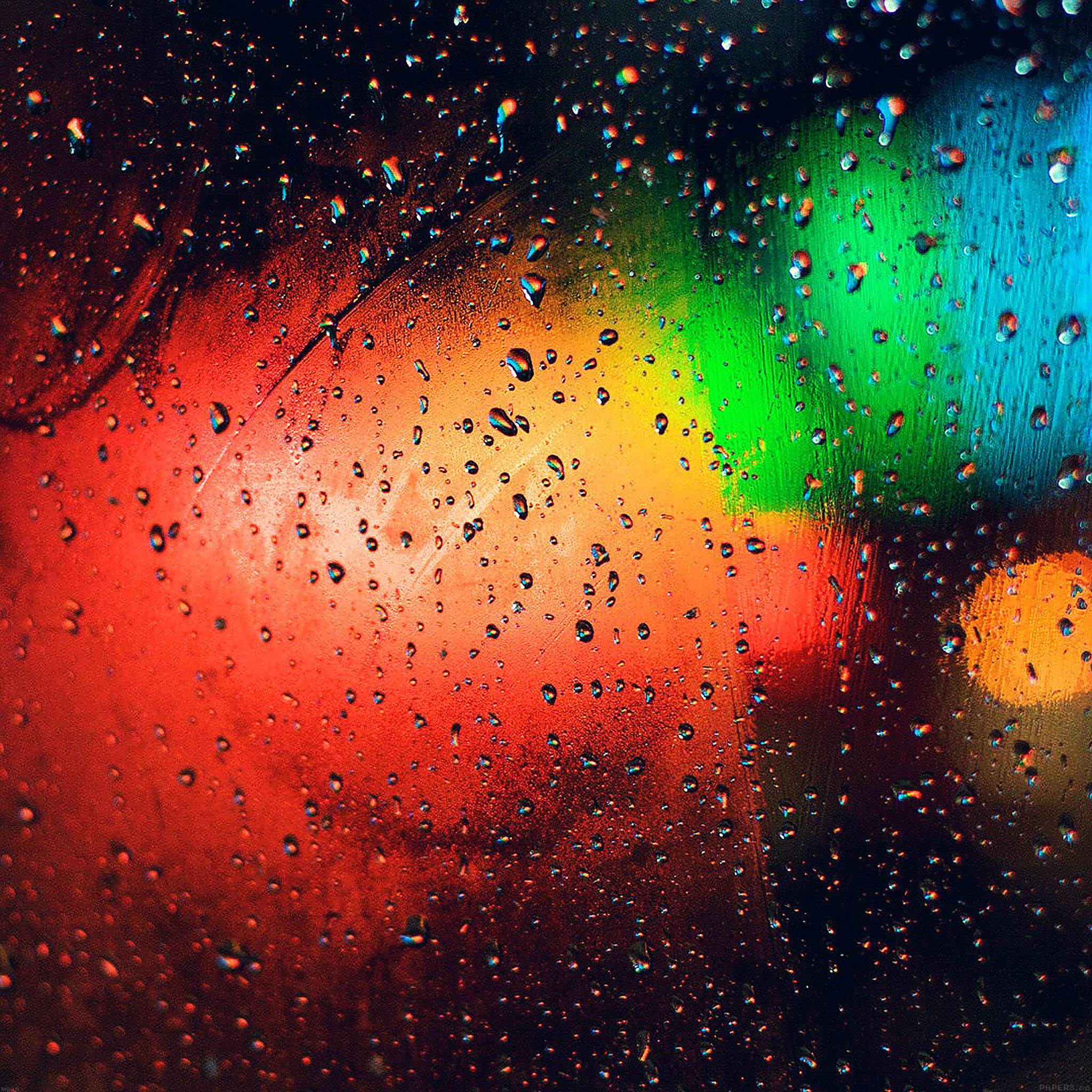 Mb30-wallpaper-faded-light-rain-bokeh
