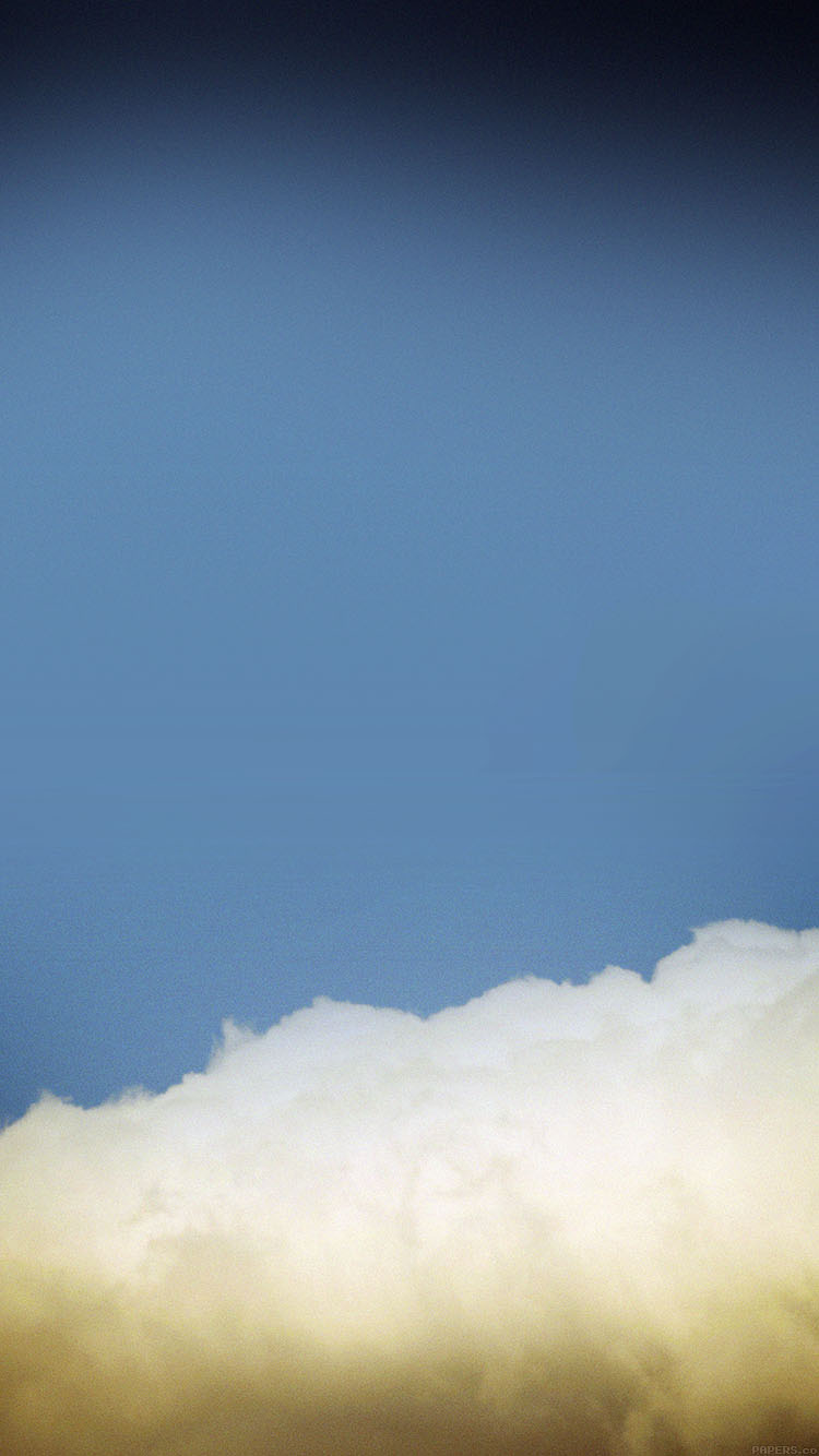 iPhonepapers.com-Apple-iPhone8-wallpaper-mb49-wallpaper-sky-cloud-alone-dark