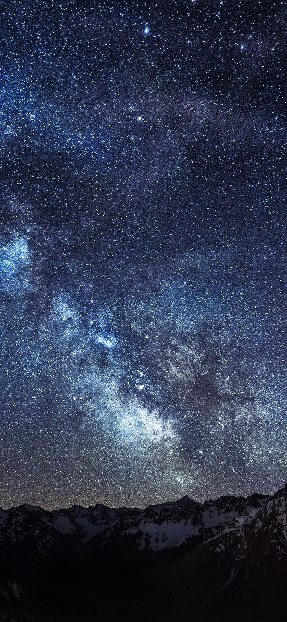 iPhoneXpapers.com-Apple-iPhone-wallpaper-mb55-wallpaper-amazing-milkyway-space-mountain