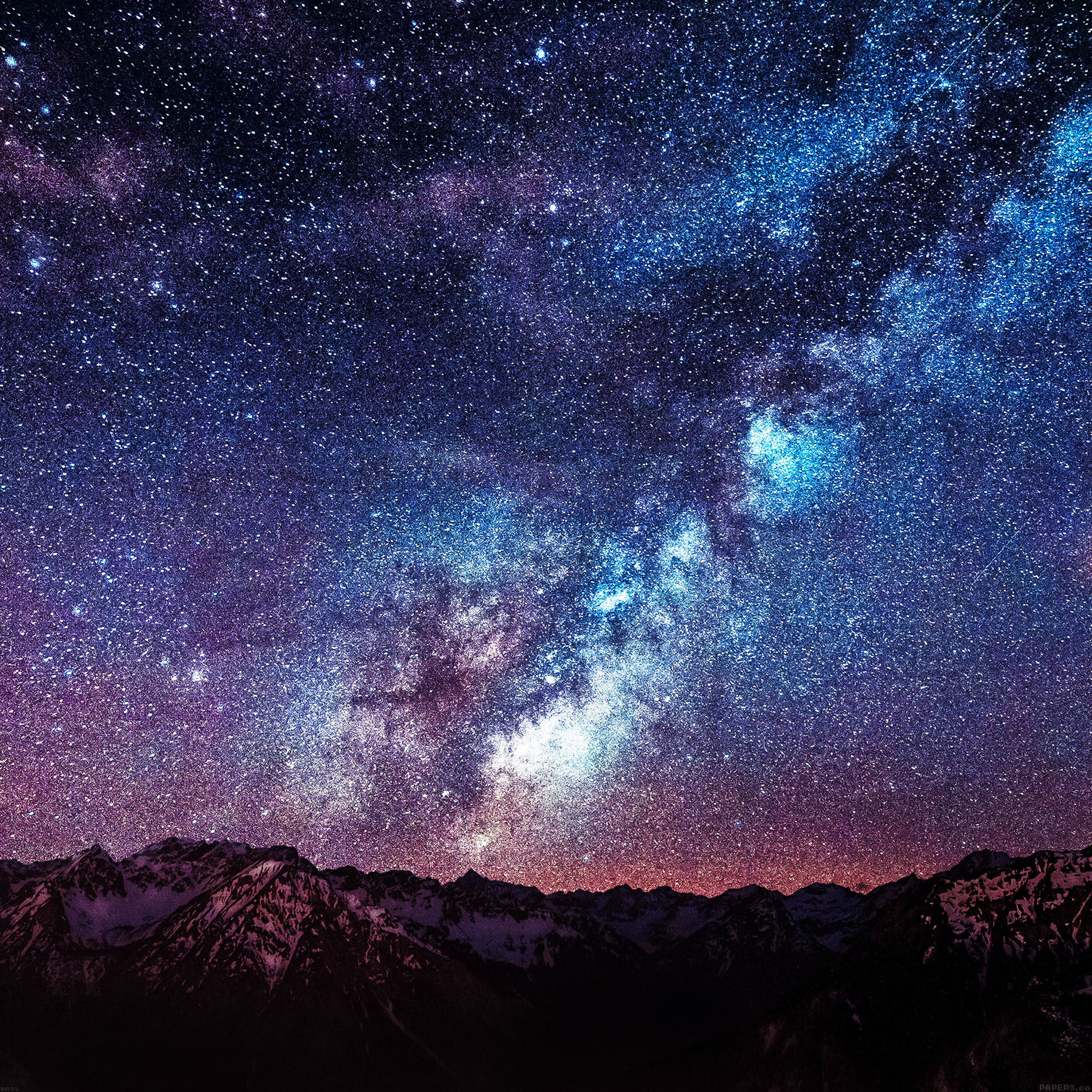 Mb56 wallpaper amazing milkyway space mountain red wallpaper for Amazing wallpaper for tab