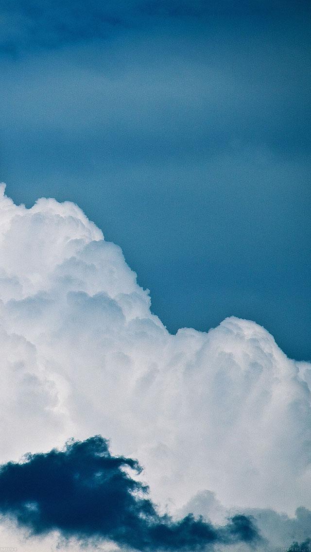 freeios8.com-iphone-4-5-6-ipad-ios8-mb94-wallpaper-cloud-above-7-sky