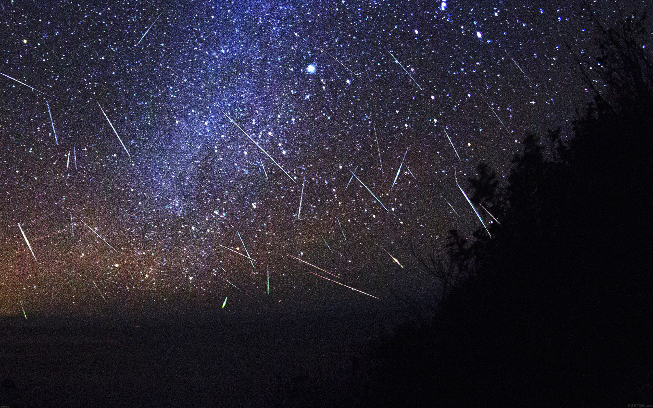 mb98-wallpaper-meteor-shower-sky-night - Papers.co  mb98-wallpaper-...