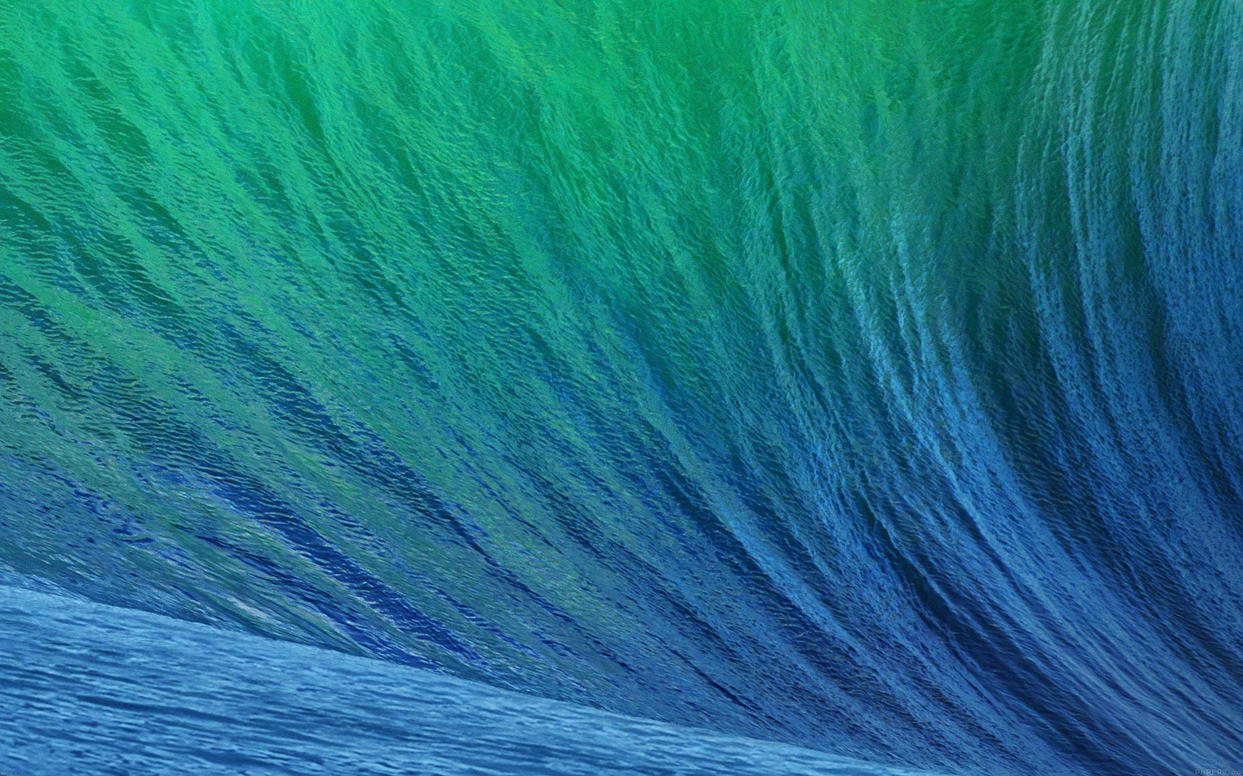 Mc12 Wallpaper Wave Apple Sea