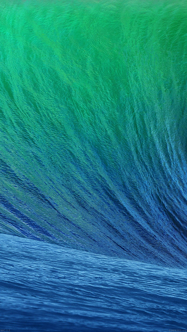 freeios8.com-iphone-4-5-6-ipad-ios8-mc12-wallpaper-wave-apple-sea