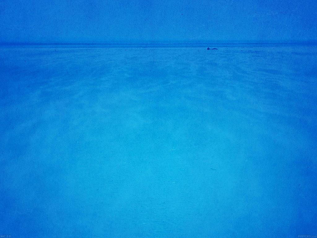 mc20-wallpaper-blue-sea-minimal - Papers.co